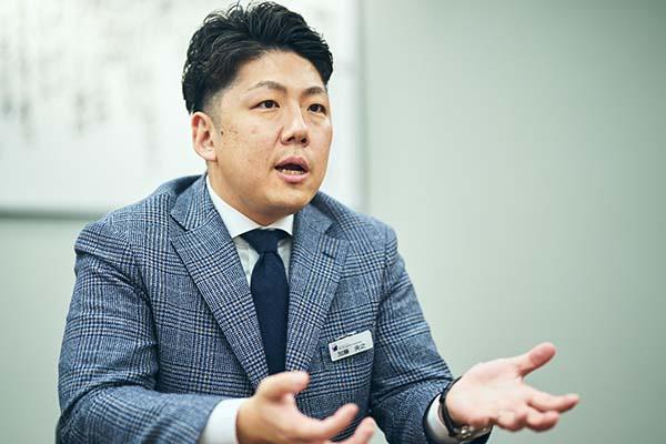 画像: 昨年9月、34歳で代表取締役社長に就任した加藤央之氏。