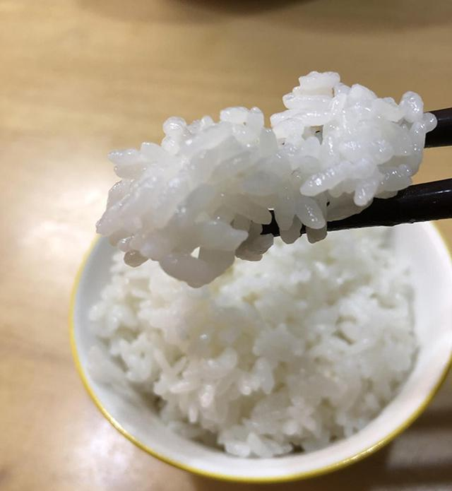 画像: 一粒一粒存在感があって、お米の味が濃い!