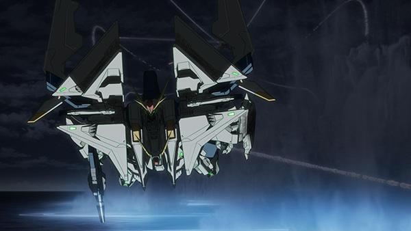 画像: 空を飛ぶモビルスーツ、Ξ(クスィー)ガンダム C)創通・サンライズ