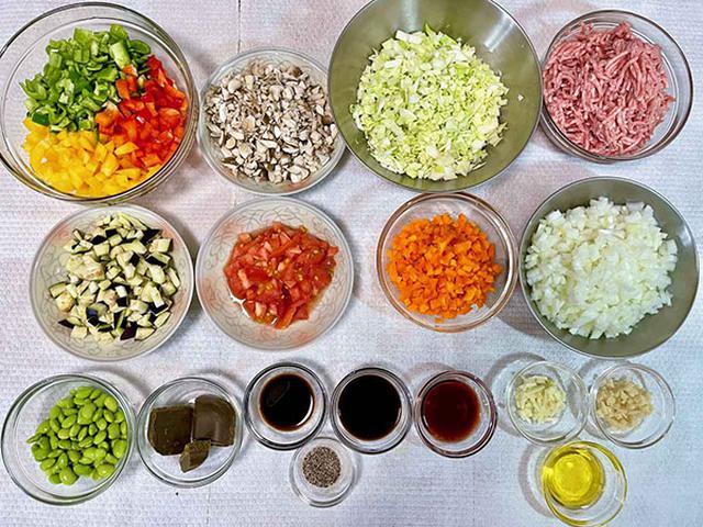 画像: 野菜さえ切ってしまえば、あとは簡単!
