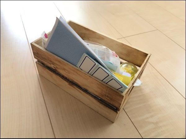 画像: 小物を収納できるボックスは活躍しそうです