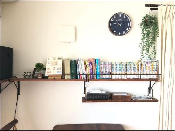 画像: 棚とボックスを作る案を採用してみることにしました