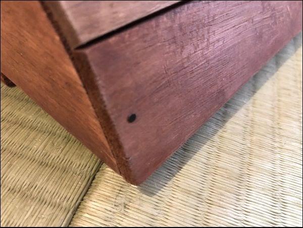 画像: カーブ状にカットしたものがここで活きてきます