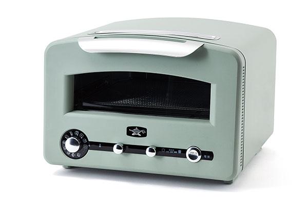 画像: 「トースト」「温め・オーブン」「煮る」「炊飯」など、八つの調理メニューを搭載。トーストは一度に4枚まで焼ける。