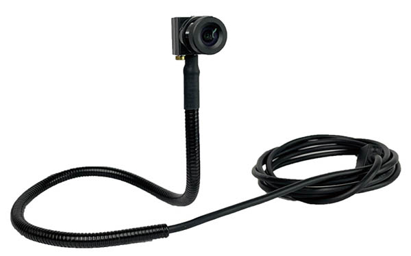 画像: フルHD画質(207万画素、1080p)、フレームレートは30fps。ケーブル全長は1.5メートル。