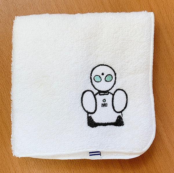 画像: 肌ざわり最高の今治タオルです。