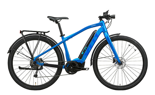 画像: 東京2020オリンピック公式電動アシスト自転車「XU1」 news.panasonic.com
