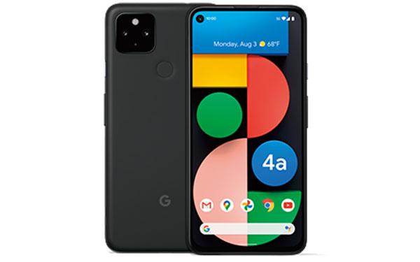 画像: Pixel 4a(5G)