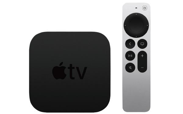 画像1: Apple TV 4Kは高品質で定評がある