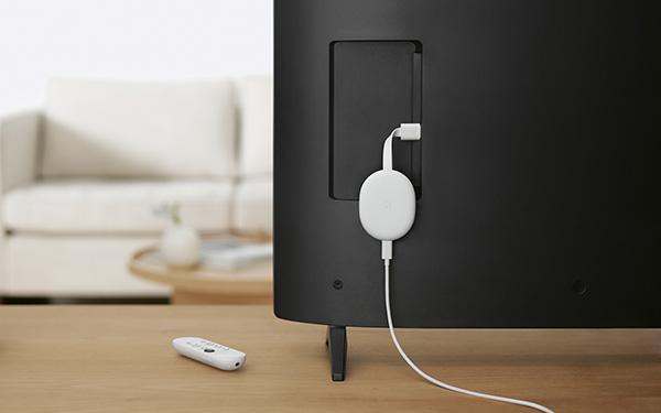 画像2: Chromecastの新世代機が登場
