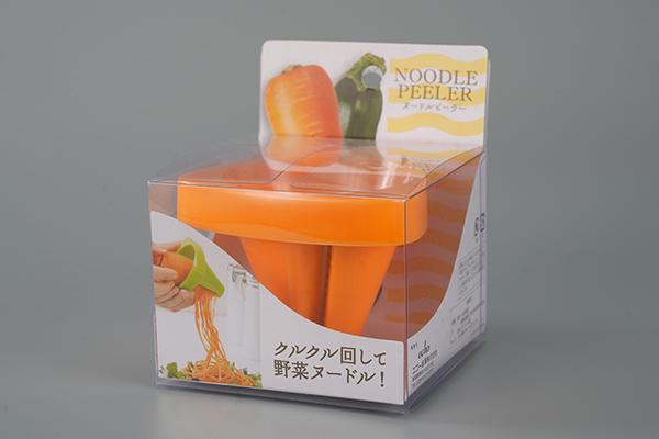 画像: パスタやうどんを野菜ヌードルに置き換えたら、ダイエットによさそうです。