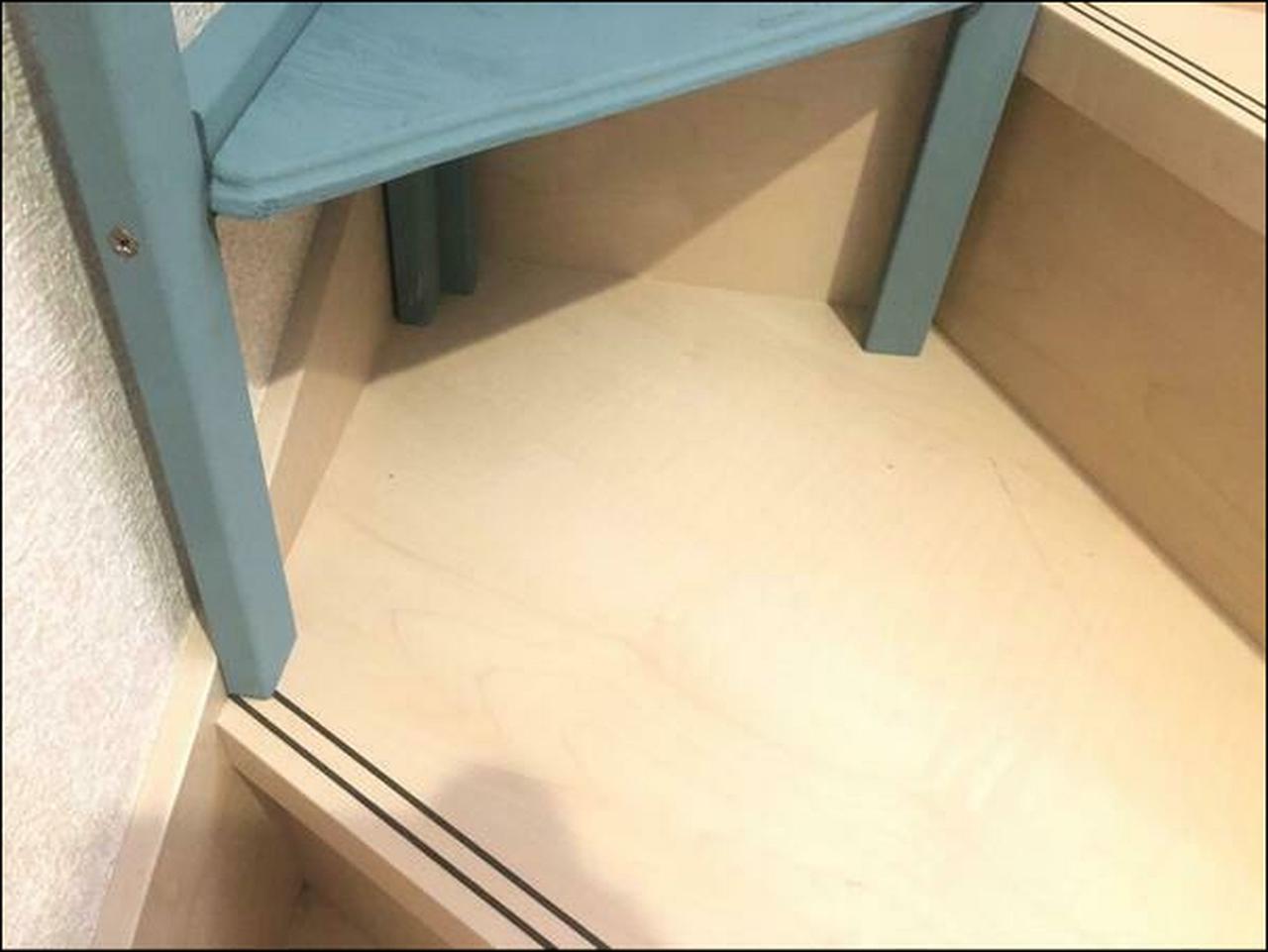 画像: 階段脇にもぴったりです