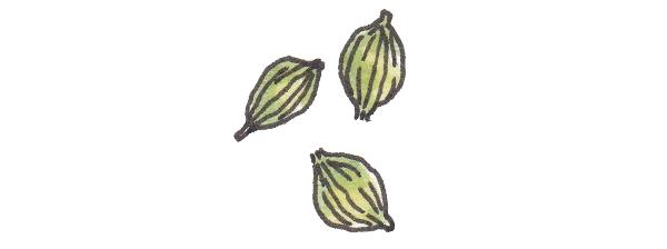 画像1: カレーで使うスパイス
