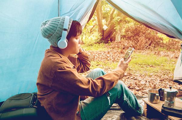 画像8: 何をするのも自由! キャンプ時間の過ごし方