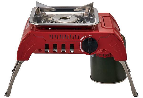 画像3: 大きめの調理器具が載せられるシングルバーナーがあると便利!