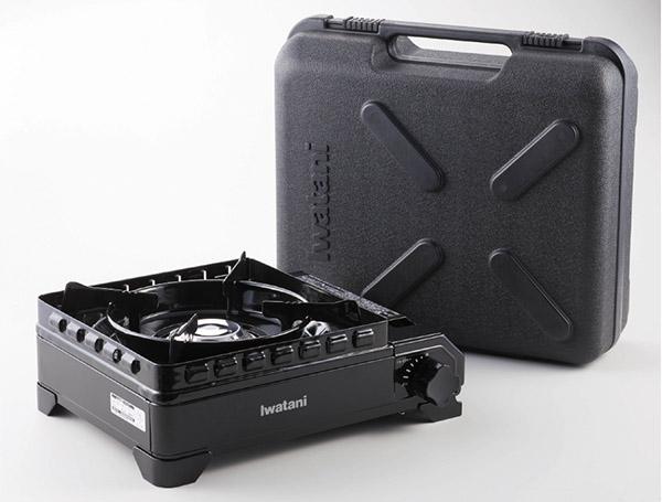 画像1: 大きめの調理器具が載せられるシングルバーナーがあると便利!