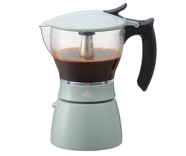 画像2: 家の中とは一味違った趣向でコーヒーやお茶を楽しんでみる