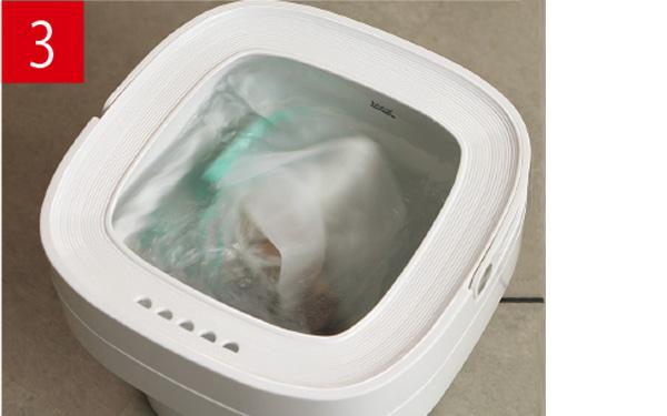 画像3: ● ドウシシャ〈小型洗濯機〉✕