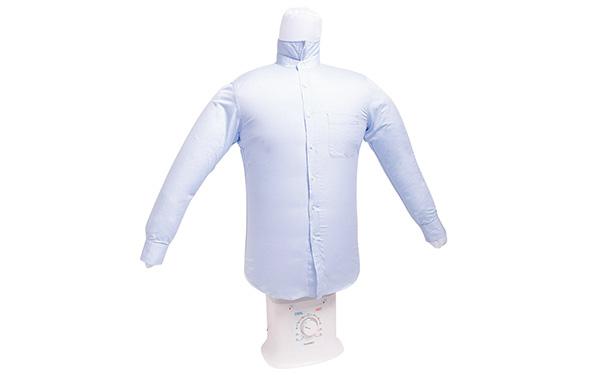 画像: Yシャツ30分、暑くてめんどうなアイロンがけから解放してくれる。