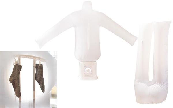 画像3: ● サンコー〈シワ伸ばし&乾燥機〉