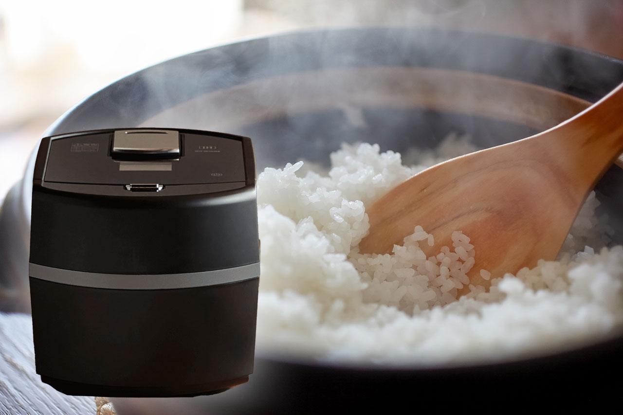 画像: 実はかまどで炊くお米はおどらない!?アイリスオーヤマの最新炊飯器「瞬熱真空釜」が他メーカーの高級炊飯器と異なる点 - 特選街web