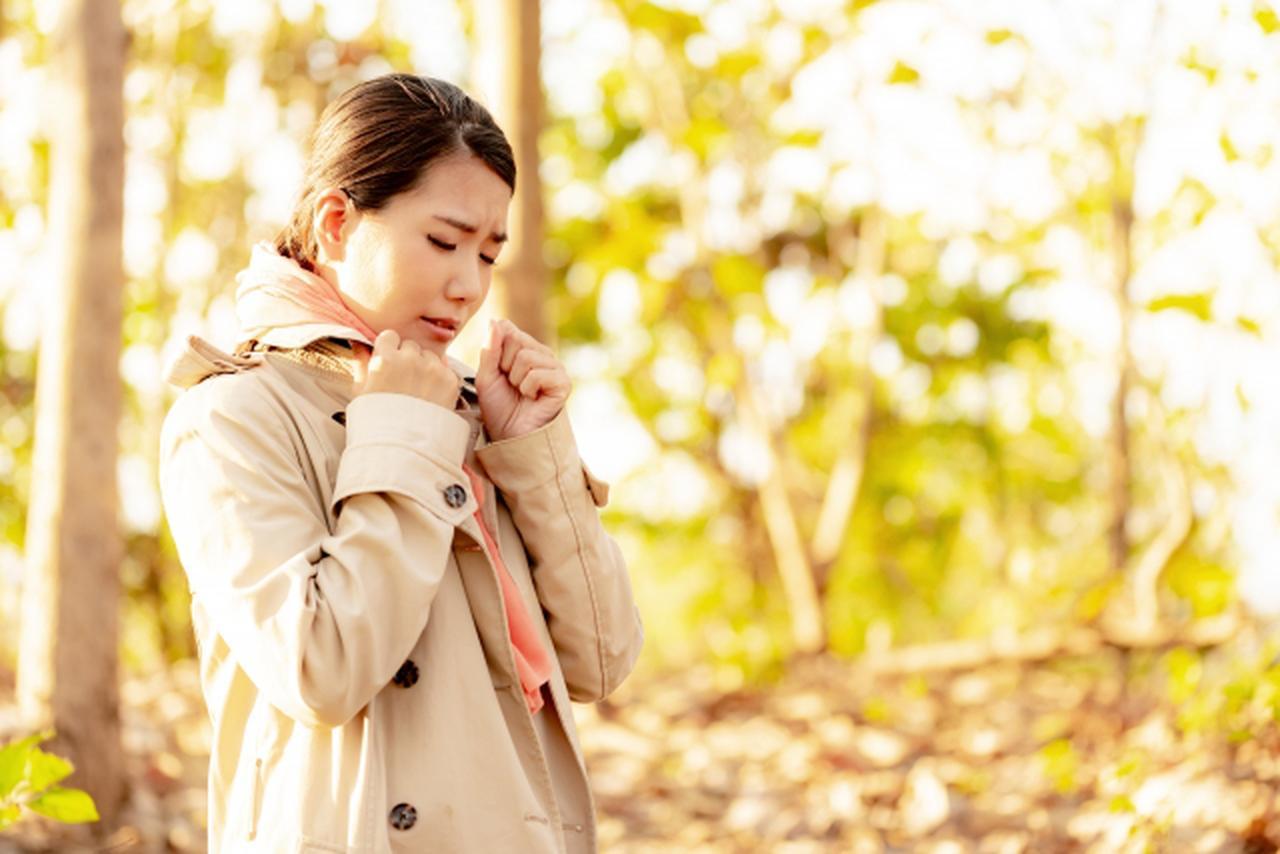 画像: 10月下旬は本格的な寒さ対策が必須!