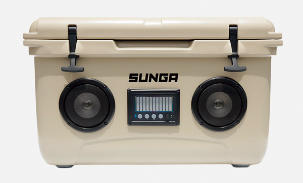 画像2: SUNGA Bluletoothスピーカー内蔵 クーラーボックス