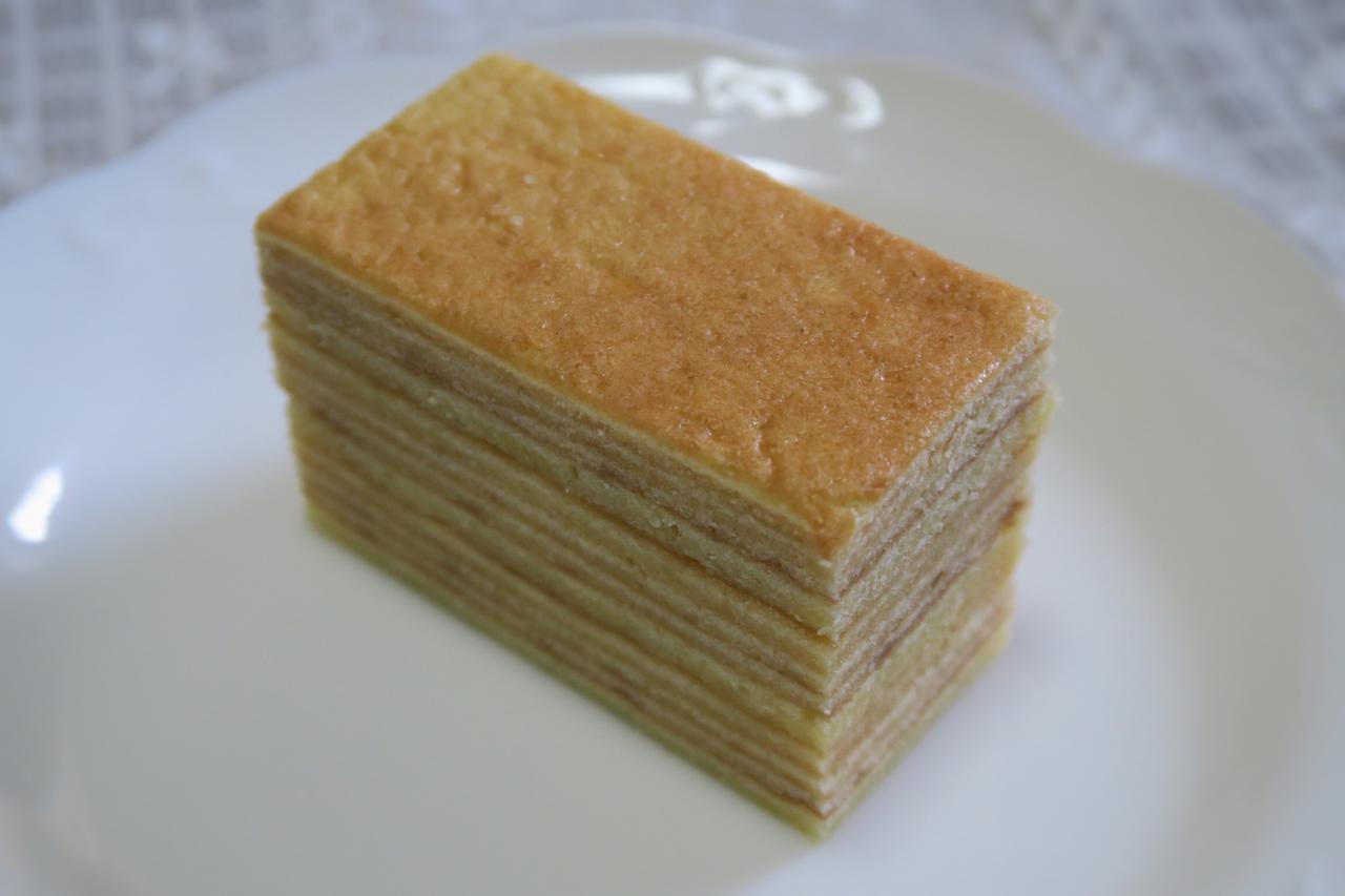 画像: バウムクーヘン作りで発酵バターと出会いました。