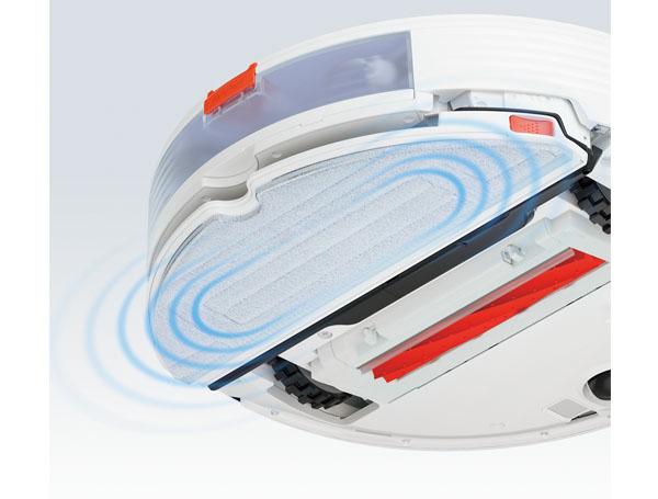 画像: 高速振動モップのイメージ