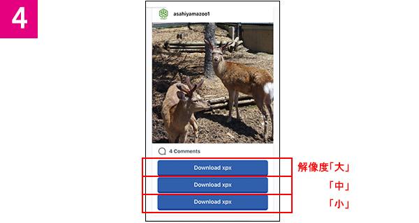 画像4: 【インスタグラム】インスタグラムの画像や動画を保存するなら「iGram」が便利