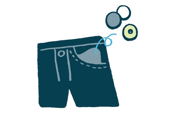 画像1: 【洗濯機のコツ】洗濯物の入れ方の順番は?裏返しにするべきはどんな服?洗濯ネットの活用法も紹介