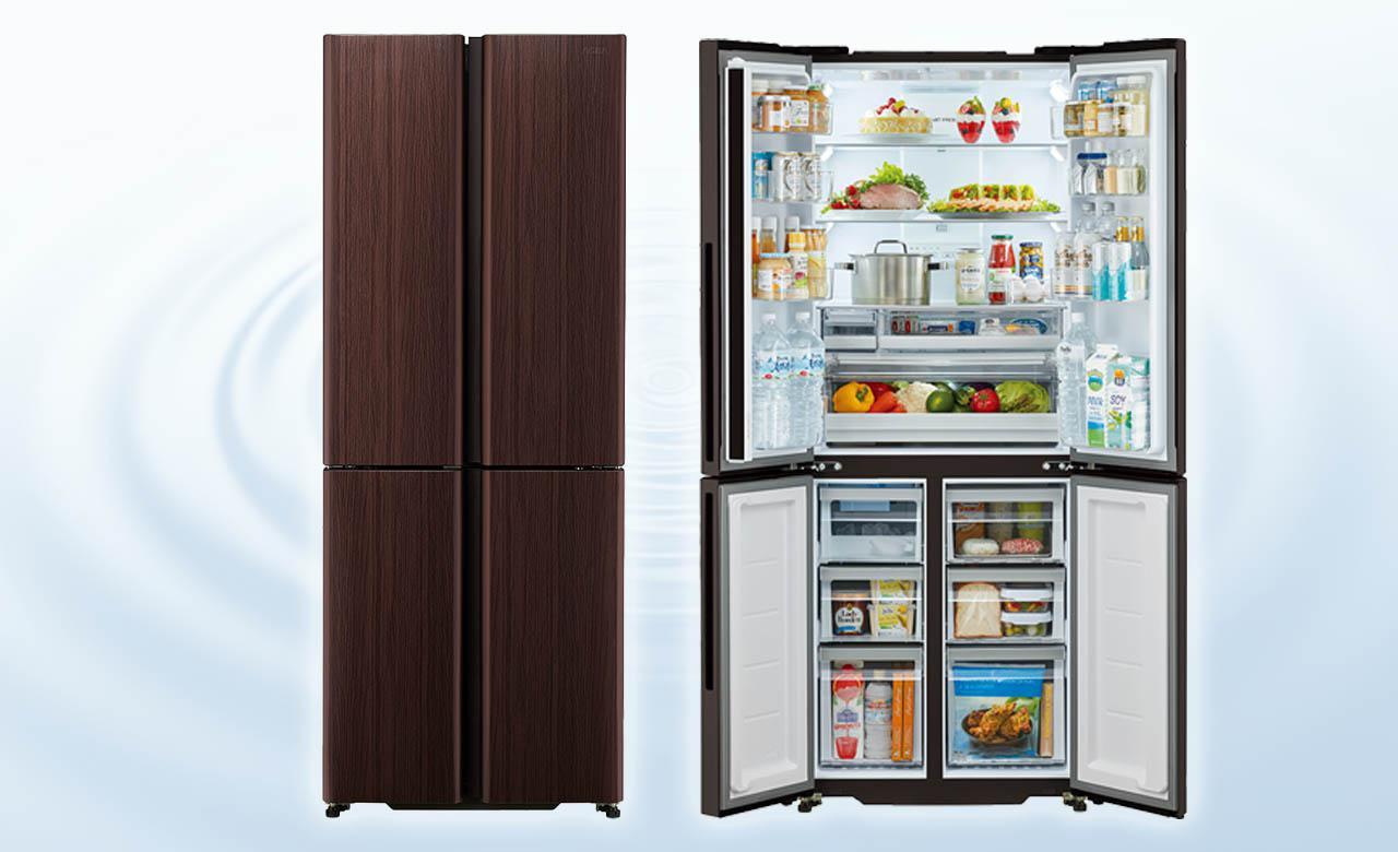 画像: アクアの最新冷蔵庫AQR-TZ42Kレビュー!冷蔵庫は幅ではなく「顔」で選ぶ時代へ - 特選街web