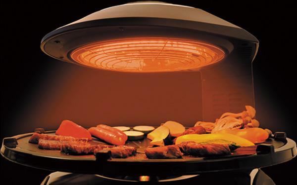 画像2: 食材をおいしくジューシーに焼き上げ、余分な油もカット