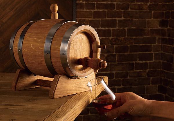 画像: ウイスキーや焼酎のフレーバーをとことん探求できる熟成ミニ樽