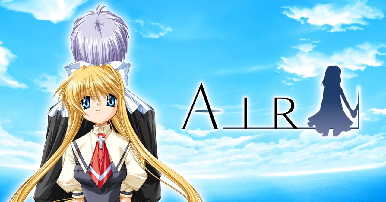 画像: Nintendo Switch用ソフト「AIR」