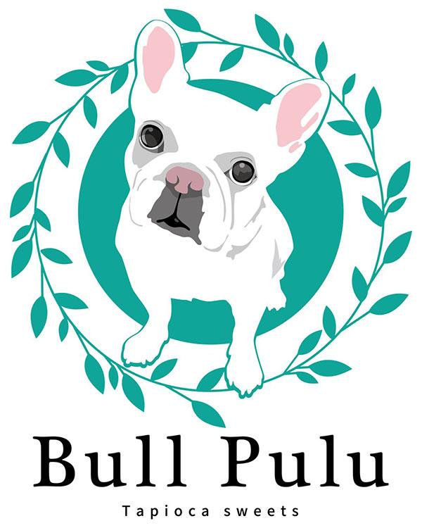 画像: 「Bull Pulu」のアイコンはフレンチブルドッグで、あらゆる商品についていてブランディングしている。