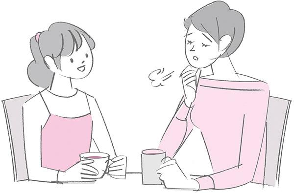 画像: お母さんと子どもの自己肯定感は、ほぼイコール