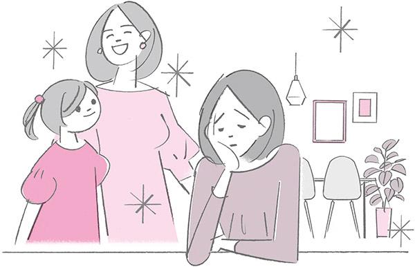 画像: お母さんが自分のダメな点に気づいているほうが、親子関係としては健全