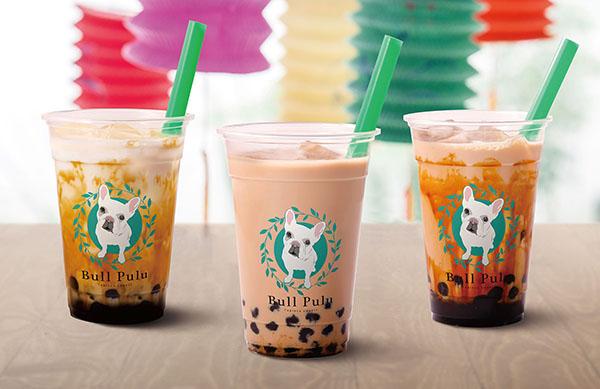 画像: タピオカブームで店舗展開した多くは台湾が本部のチェーンであるが、「Bull Pulu」は日本オリジナルの存在。