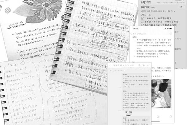 画像: ハピネスマイルノートの実例を書籍でたっぷり紹介しますので、そちらもぜひ参考にしてください。