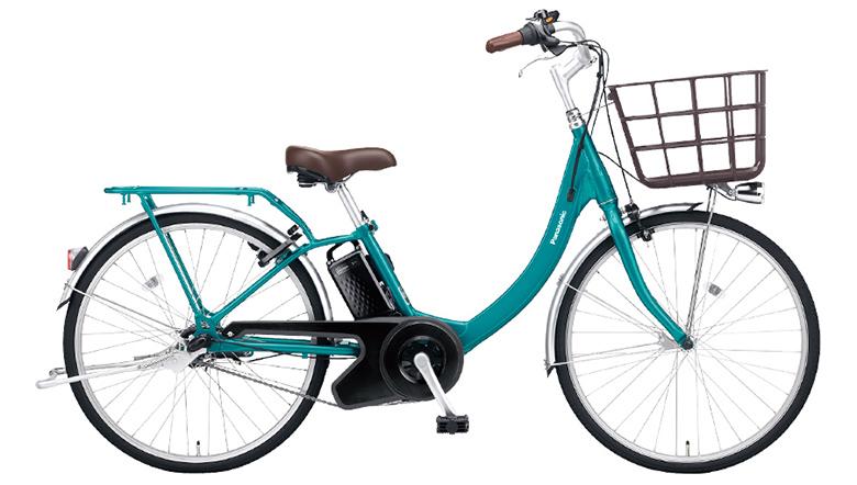 画像: ビビ・SL(パールピーコック) cycle.panasonic.com