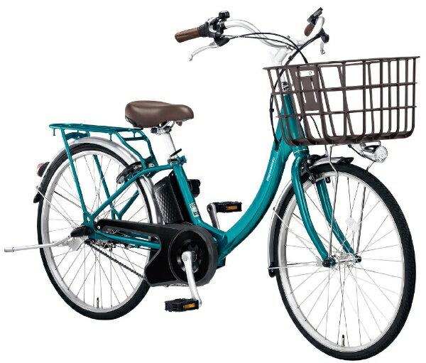 画像: 【軽量化】20kgを切った!パナソニックの本気が伝わる電動アシスト自転車「ビビ・SL」