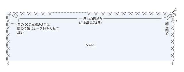 画像4: 編み方