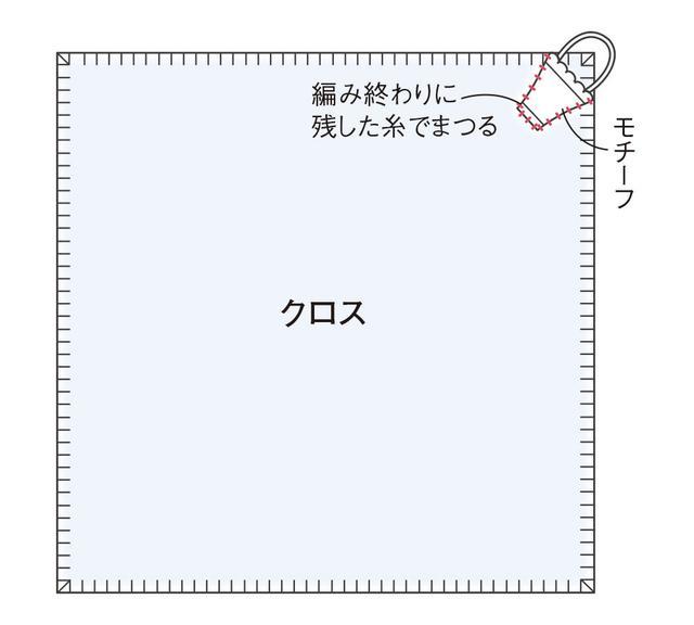 画像6: 編み方