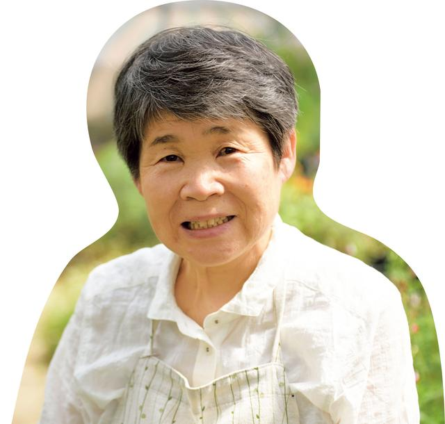 画像: 母・朝子さんのおすすめ ドライハーブ