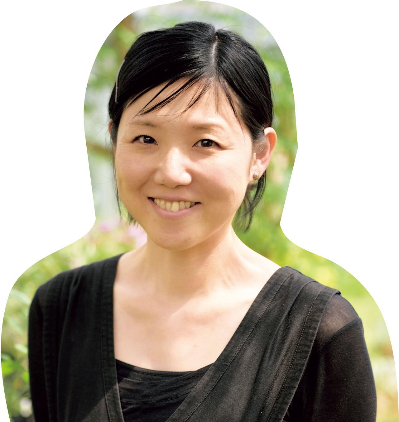 画像: お嫁さん・幸子さんのおすすめ ティーブーケ