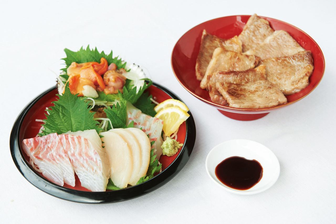 画像: 焼き肉や新鮮なお刺し身には、コクのある「鶴醤」がおすすめ。あっさりと仕上げたい煮ものなどには「菊醤」を
