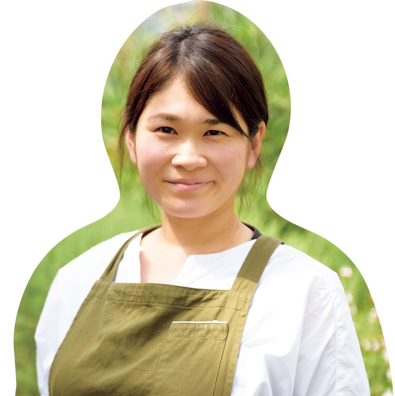 画像: 妹・裕美さんのおすすめ お花畑クッキー