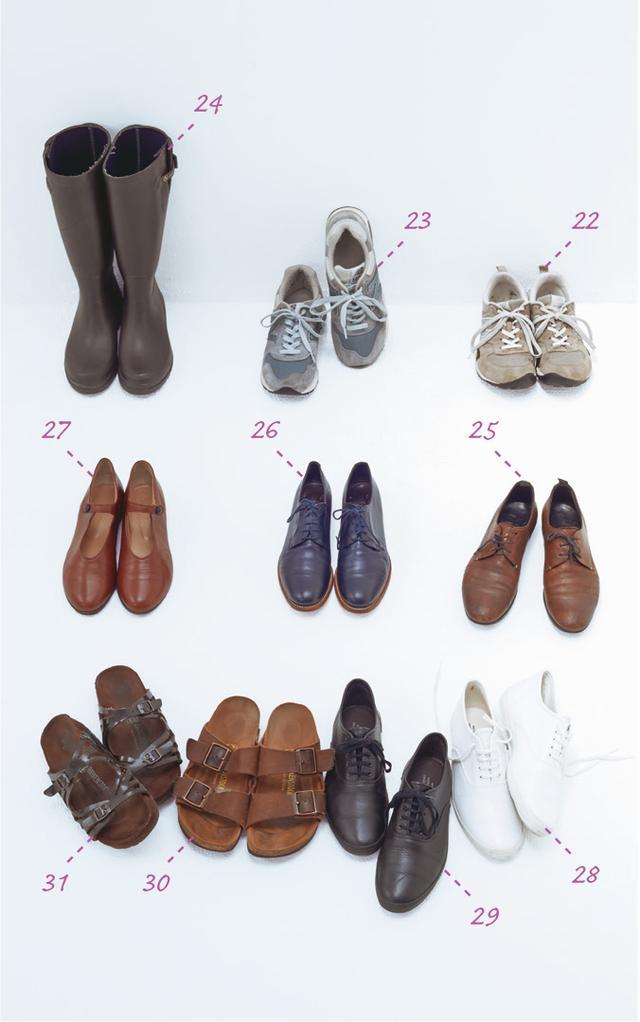画像: 靴