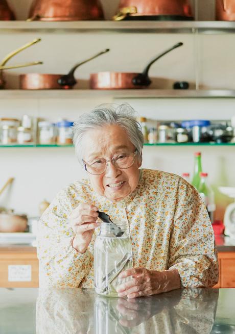画像: 桧山タミさんの 「おおらかに、心を込めて家仕事」
